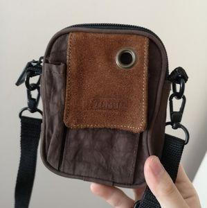Vintage mini camera bag